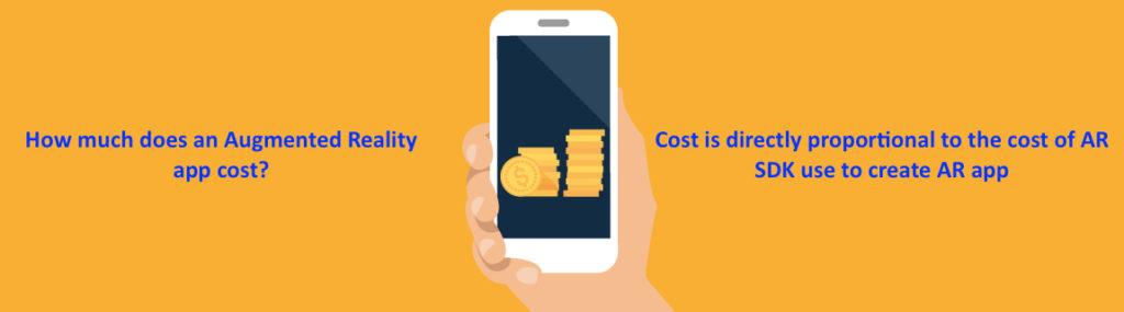 AR Application Cost