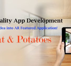 AR App deve Key points