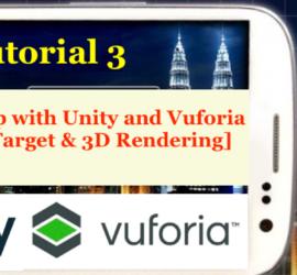 ImageTarget Vuforia Unity