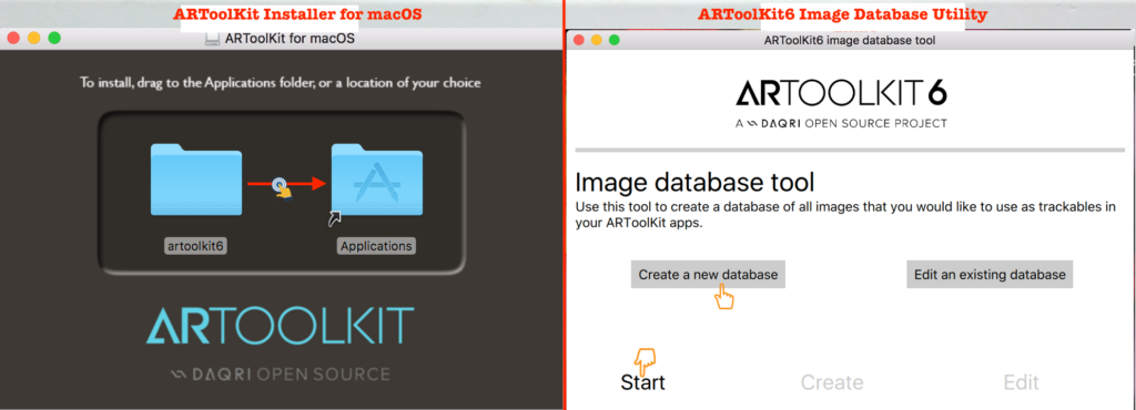 ARToolkit Installer For Mac OS