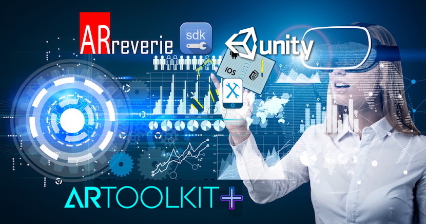 ARToolKit+ – ARreverie Technology