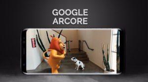 google arcore sdk