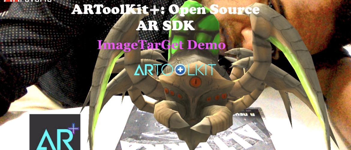 Getting Started with ARToolKit+ Unity Plugin (Open Source AR