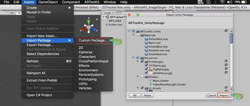 ARToolKit_Tutorial1 – ARreverie Technology